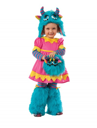 Toddler Muffy Monster & Me, halloween costume (Toddler Muffy Monster & Me)