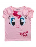 Toddler My Little Pony Pink Pie Costume T-Shirt, halloween costume (Toddler My Little Pony Pink Pie Costume T-Shirt)
