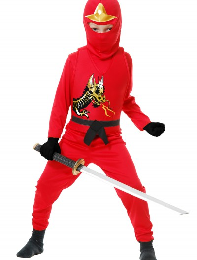 Toddler Ninja Avengers Series II Red Costume, halloween costume (Toddler Ninja Avengers Series II Red Costume)