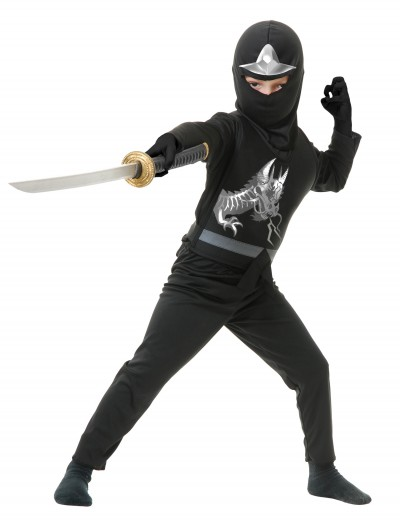 Toddler Ninja Avengers Series II Black Costume, halloween costume (Toddler Ninja Avengers Series II Black Costume)
