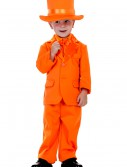 Toddler Orange Tuxedo, halloween costume (Toddler Orange Tuxedo)
