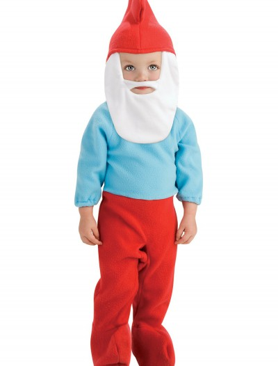 Toddler Papa Smurf Costume, halloween costume (Toddler Papa Smurf Costume)