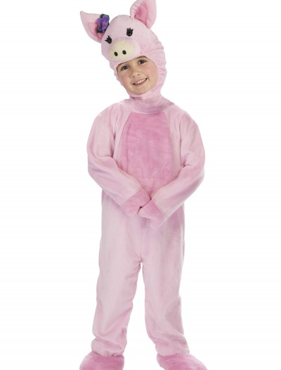 Toddler Pig Costume, halloween costume (Toddler Pig Costume)
