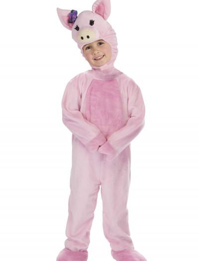 Toddler Pig Costume, halloween costume (Toddler Pig Costume)