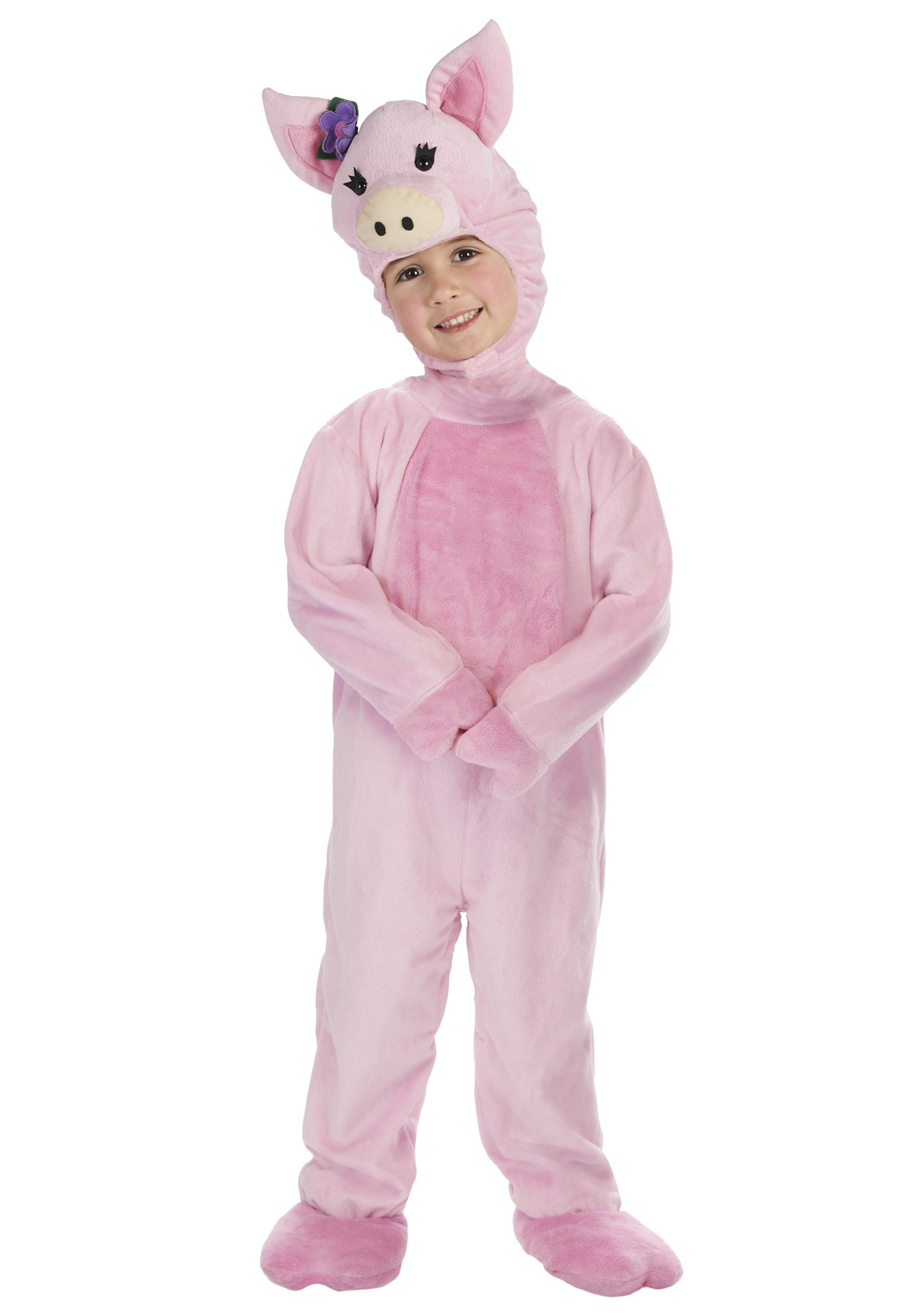 Toddler Pig Costume  sc 1 st  Halloween Costumes & Toddler Pig Costume - Halloween Costumes