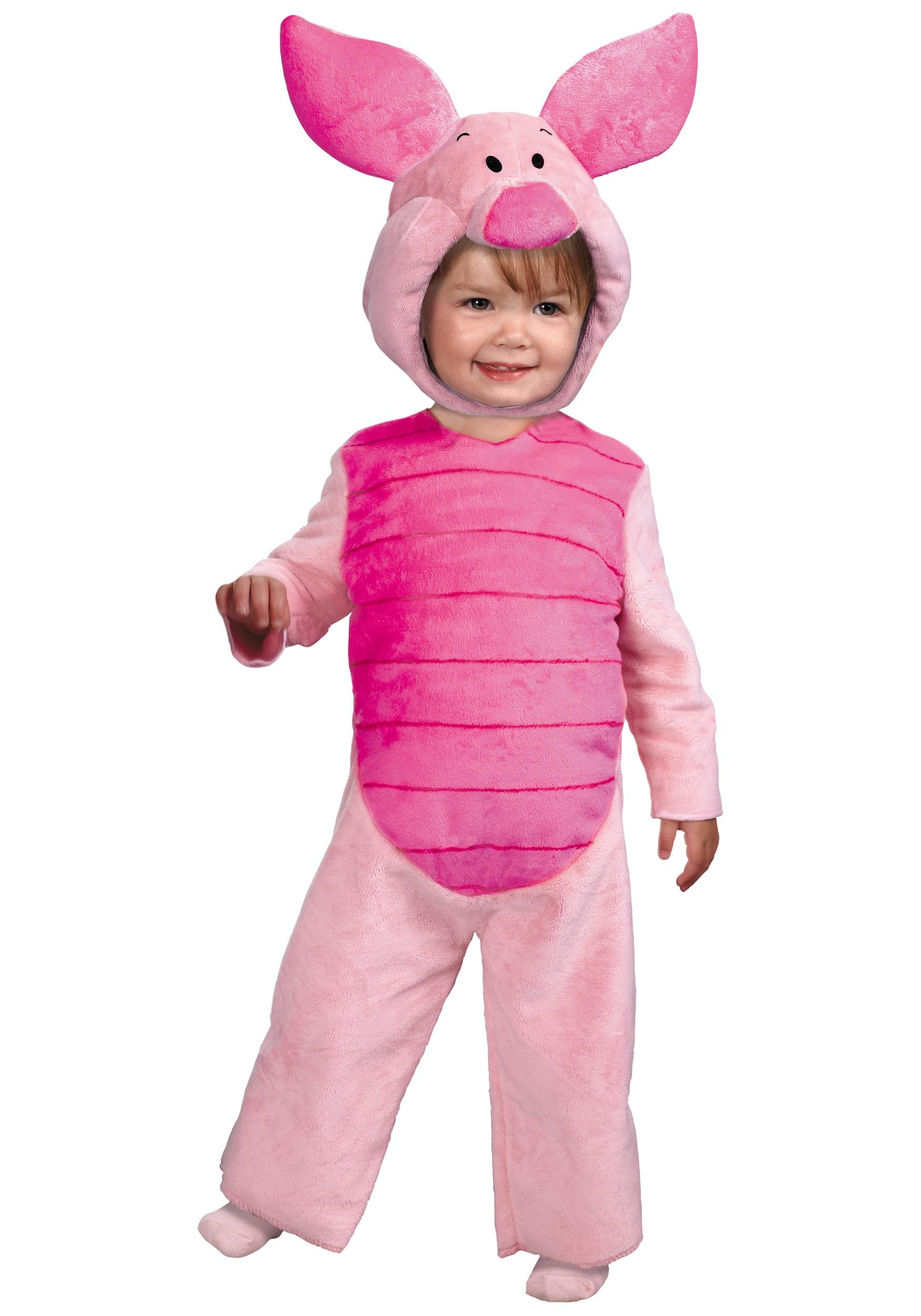 Toddler Piglet Costume - Halloween Costumes