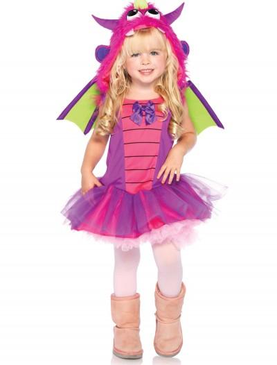Toddler Pink Dragon Costume, halloween costume (Toddler Pink Dragon Costume)