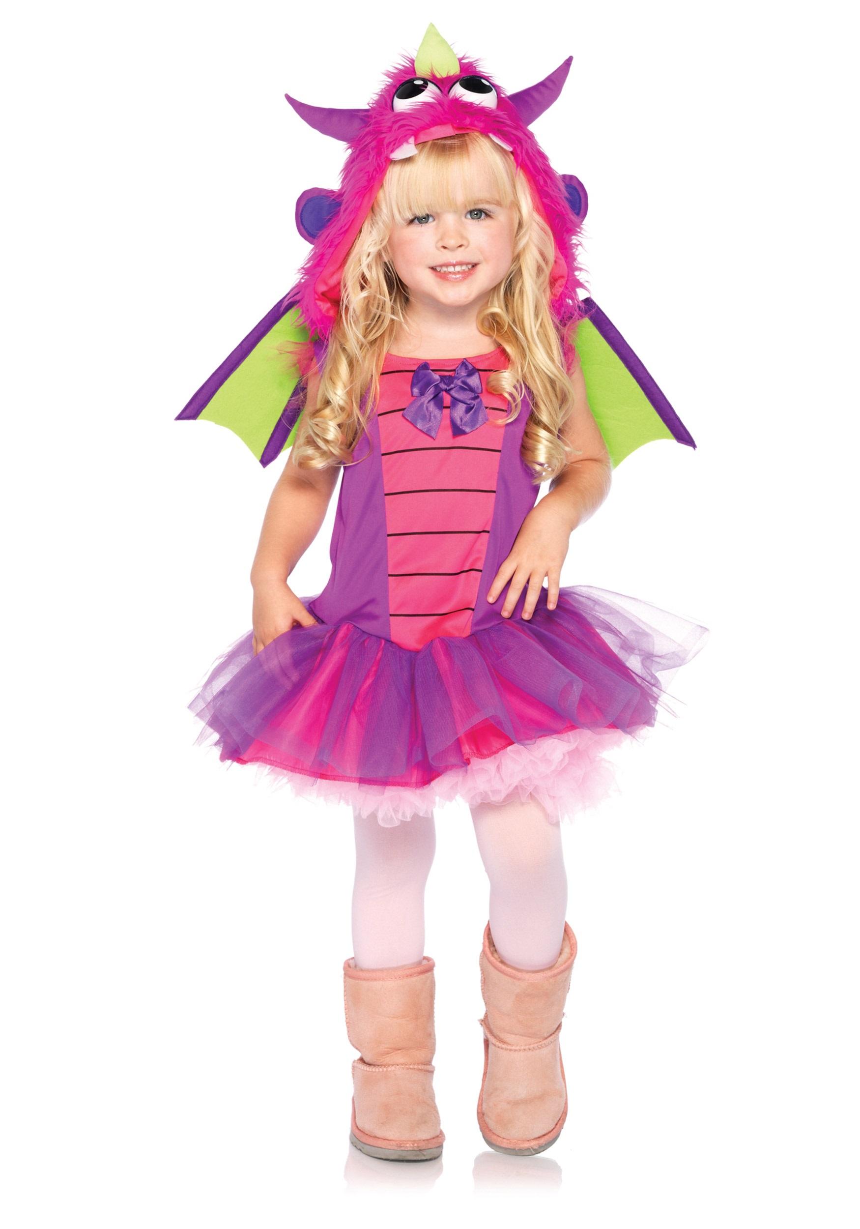 Toddler Pink Dragon Costume  sc 1 st  Halloween Costumes & Toddler Pink Dragon Costume - Halloween Costumes