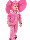 Toddler Pink Elephant Costume, halloween costume (Toddler Pink Elephant Costume)