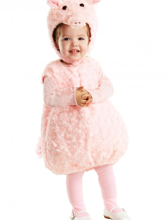 Toddler Pink Piglet Costume, halloween costume (Toddler Pink Piglet Costume)