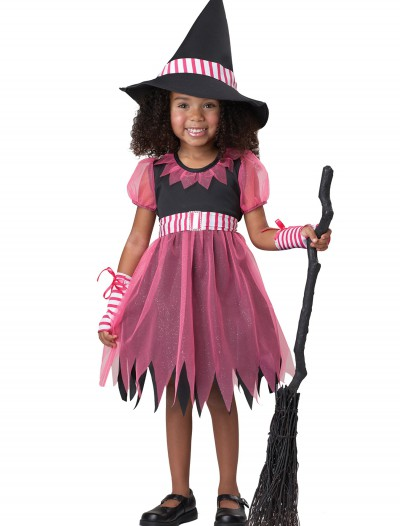 Toddler Pinky Witch Costume, halloween costume (Toddler Pinky Witch Costume)