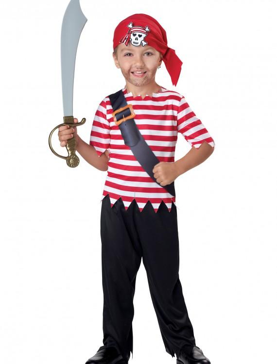 Костюм пирата для детей своими руками 68