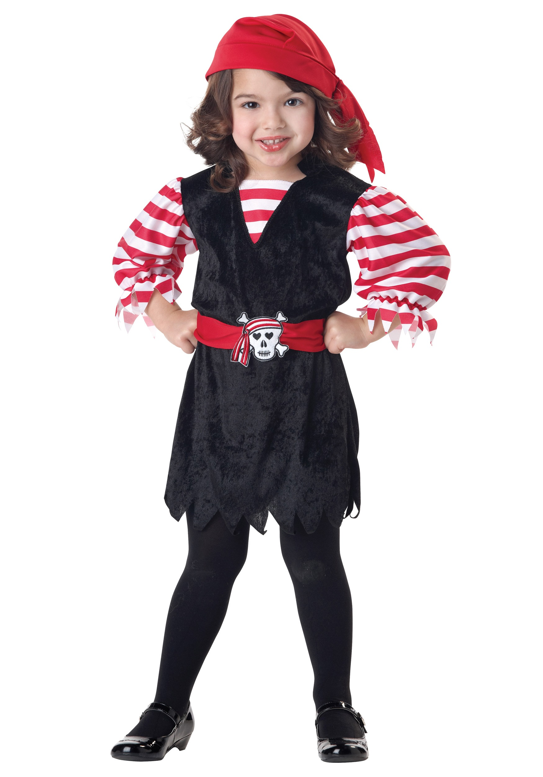 Toddler Pirate Cutie Costume  sc 1 st  Halloween Costumes & Toddler Pirate Cutie Costume - Halloween Costumes