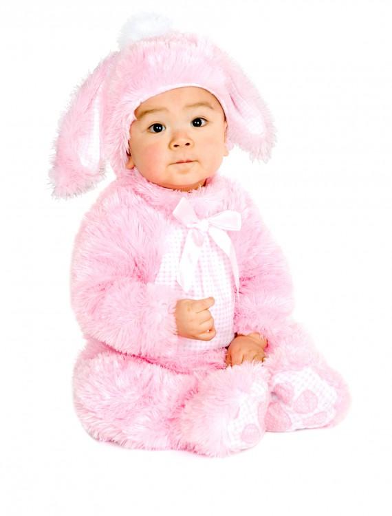Toddler Plush Little Pink Bunny, halloween costume (Toddler Plush Little Pink Bunny)