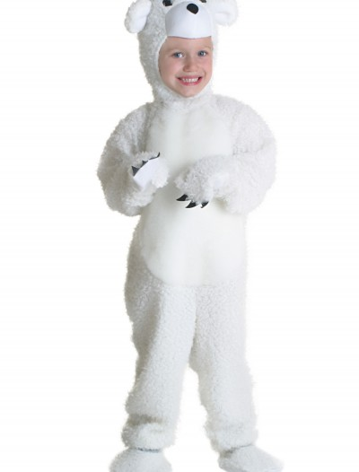Toddler Polar Bear Costume, halloween costume (Toddler Polar Bear Costume)