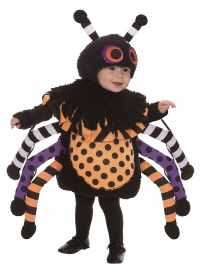 Toddler Polka Dot Spider Costume, halloween costume (Toddler Polka Dot Spider Costume)