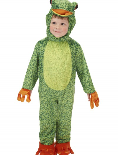 Toddler Pond Frog Costume, halloween costume (Toddler Pond Frog Costume)