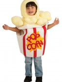Toddler Popcorn Costume, halloween costume (Toddler Popcorn Costume)