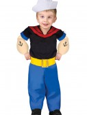 Toddler Popeye Costume, halloween costume (Toddler Popeye Costume)