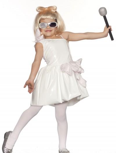 Toddler Popstar Costume, halloween costume (Toddler Popstar Costume)