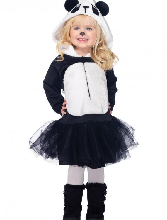 Toddler Precious Panda Costume, halloween costume (Toddler Precious Panda Costume)