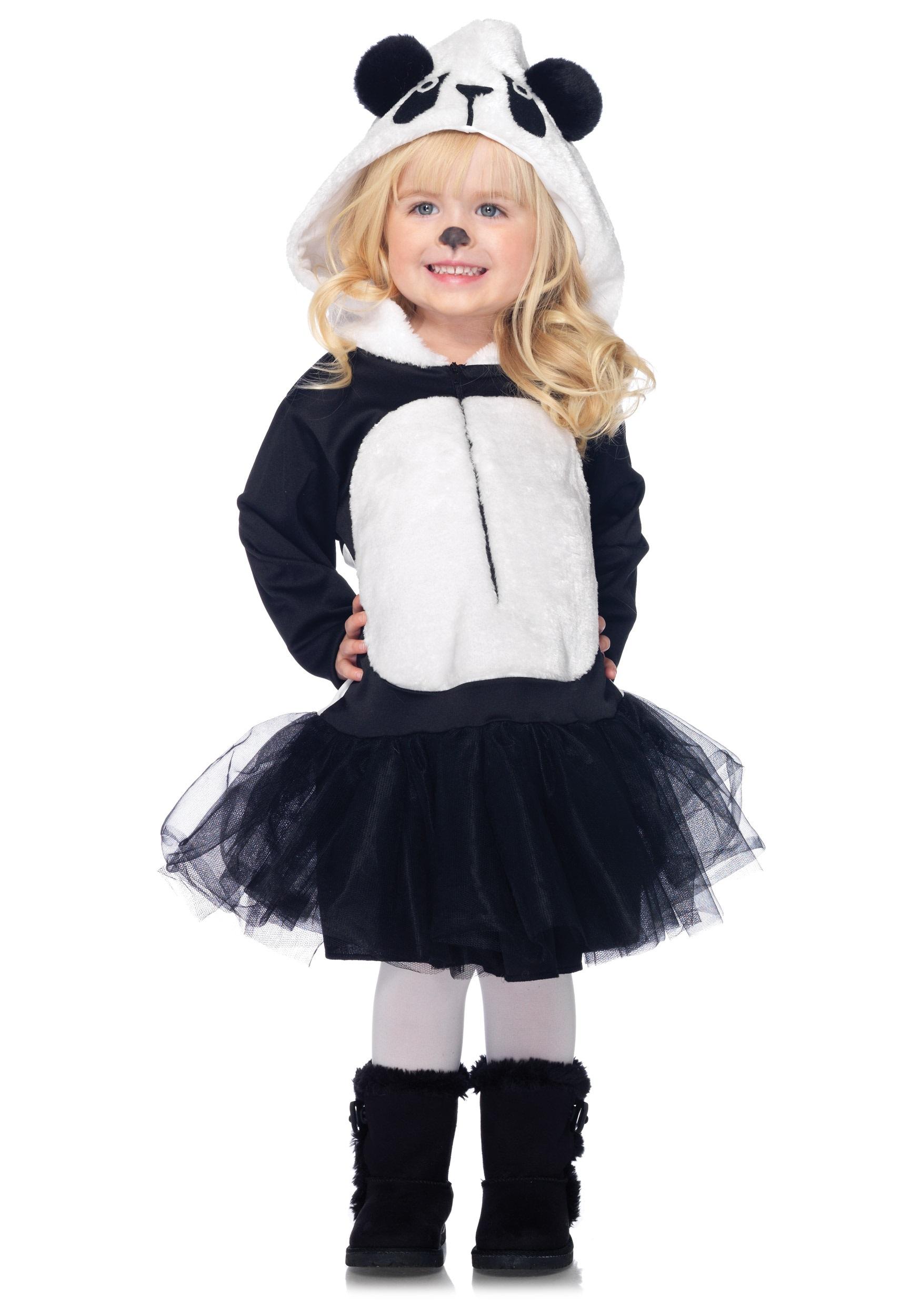 Toddler Precious Panda Costume  sc 1 st  Halloween Costumes & Toddler Precious Panda Costume - Halloween Costumes