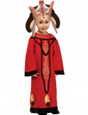 Toddler Queen Amidala, halloween costume (Toddler Queen Amidala)