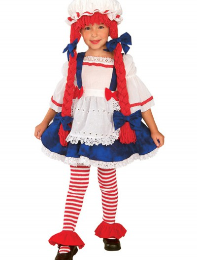 Toddler Rag Doll Costume, halloween costume (Toddler Rag Doll Costume)