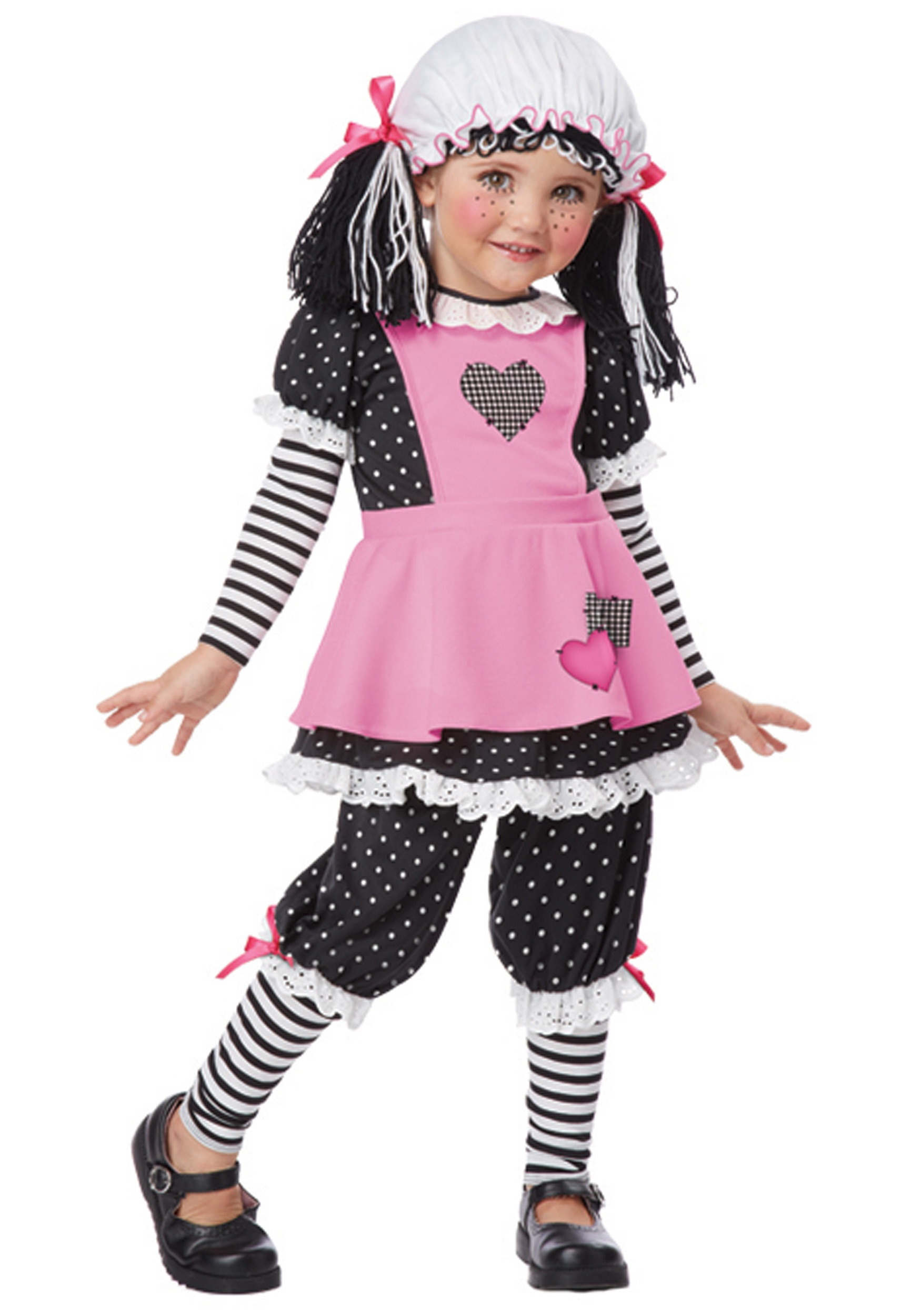 toddler rag dolly costume - halloween costumes