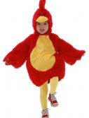 Toddler Red Grumpy Bird Costume, halloween costume (Toddler Red Grumpy Bird Costume)