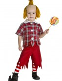 Toddler Red Munchkin Costume, halloween costume (Toddler Red Munchkin Costume)