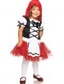 Toddler Red Riding Hood, halloween costume (Toddler Red Riding Hood)