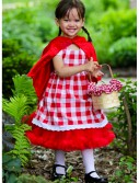 Toddler Red Riding Hood Tutu Costume, halloween costume (Toddler Red Riding Hood Tutu Costume)