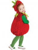 Toddler Red Strawberry Costume, halloween costume (Toddler Red Strawberry Costume)