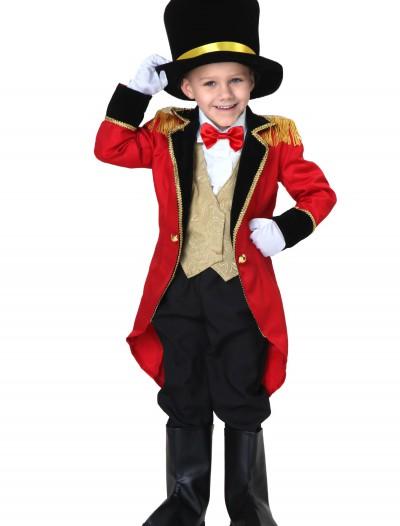Toddler Ringmaster Costume, halloween costume (Toddler Ringmaster Costume)