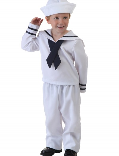Toddler Sailor Costume, halloween costume (Toddler Sailor Costume)