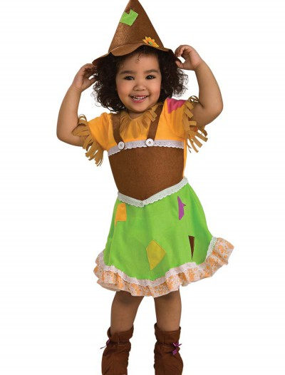 Toddler Scarecrow Girl Costume, halloween costume (Toddler Scarecrow Girl Costume)