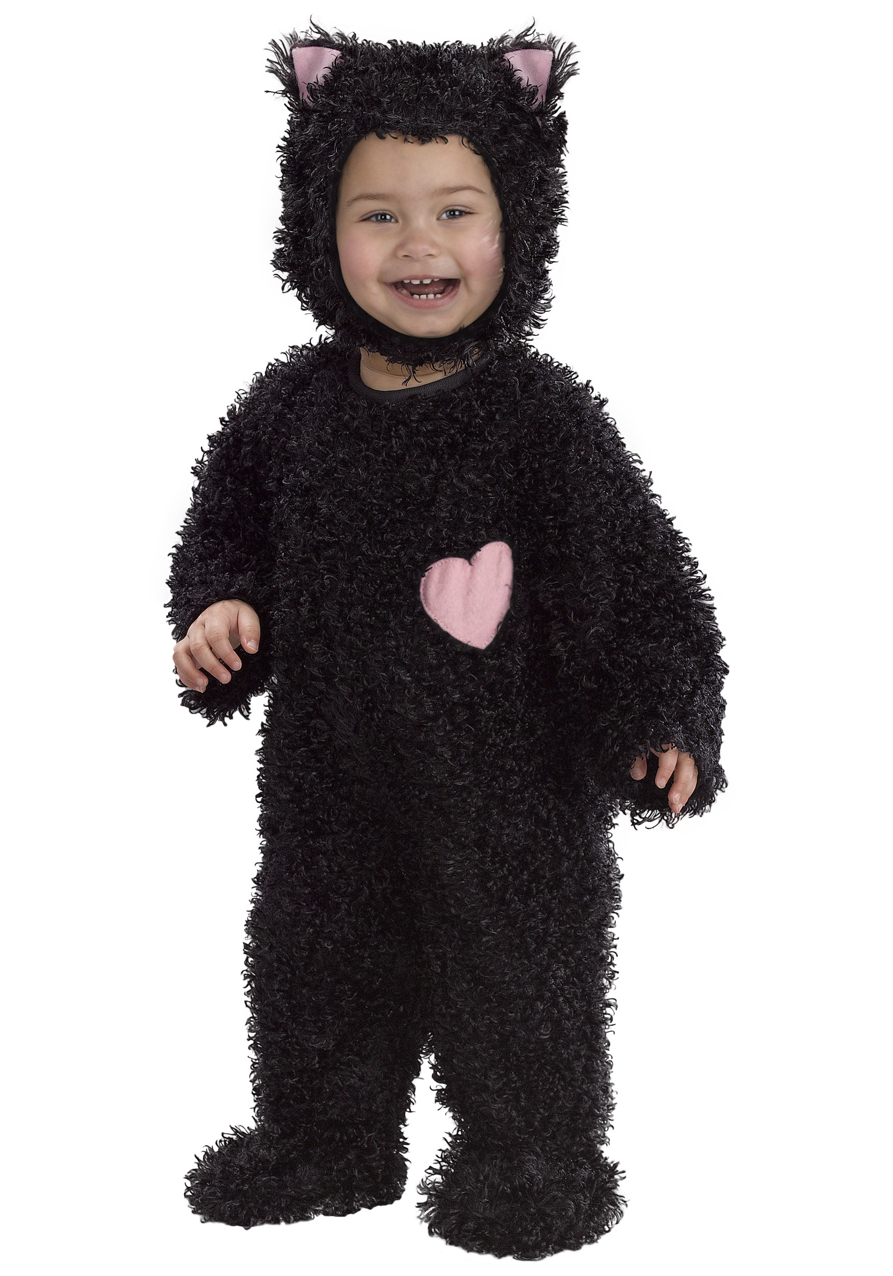 Toddler Scruffy Black Kitty Costume  sc 1 st  Halloween Costumes & Toddler Scruffy Black Kitty Costume - Halloween Costumes