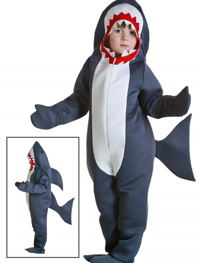 Toddler Shark Costume, halloween costume (Toddler Shark Costume)