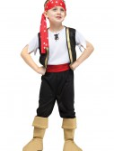 Toddler Ship Ahoy Pirate Costume, halloween costume (Toddler Ship Ahoy Pirate Costume)