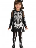 Toddler Skeleton Dress, halloween costume (Toddler Skeleton Dress)
