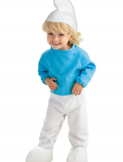 Toddler Smurf Costume, halloween costume (Toddler Smurf Costume)