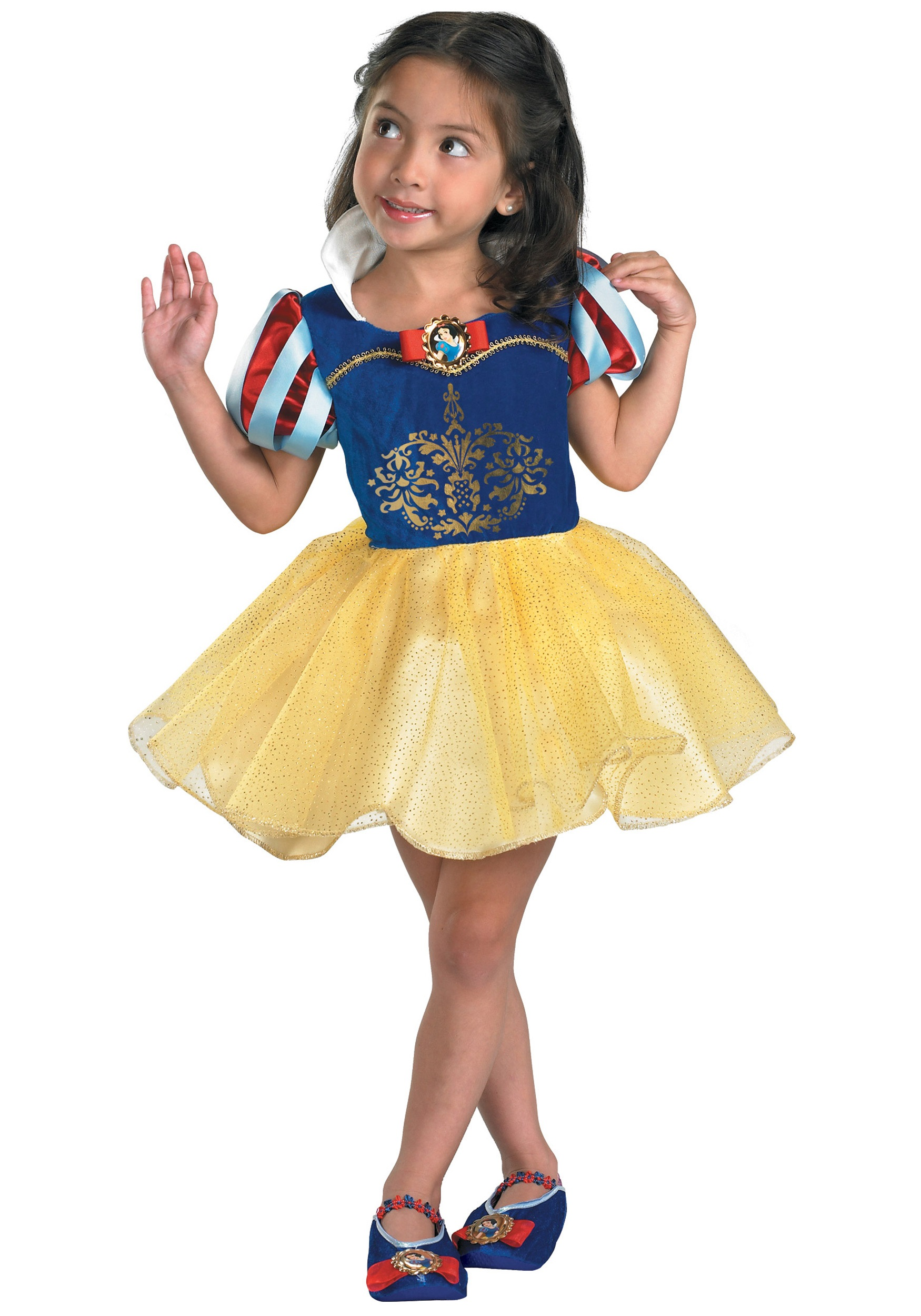 Toddler Snow White Ballerina Costume  sc 1 st  Halloween Costumes & Toddler Snow White Ballerina Costume - Halloween Costumes