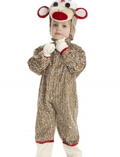 Toddler Sock Monkey Costume, halloween costume (Toddler Sock Monkey Costume)