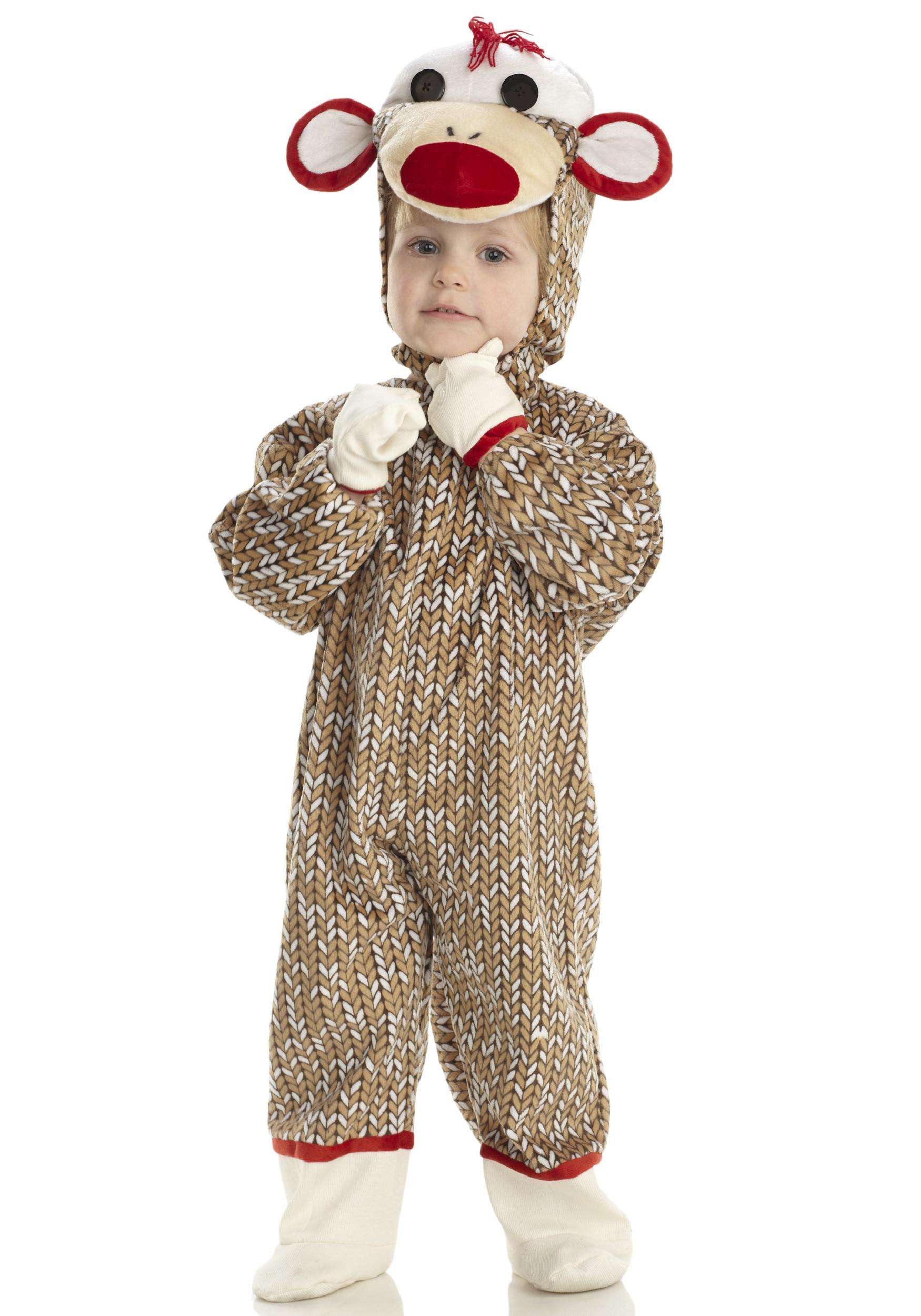 931cf82aa170 Sock Halloween Costume   Tween Sassy Sock Monkey Costume Sc 1 St ...