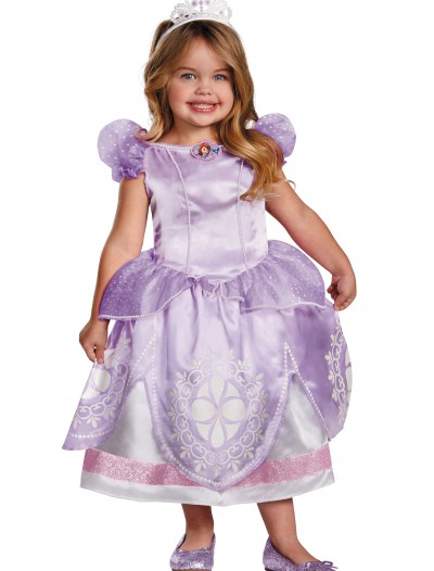 Toddler Sofia the First Deluxe Costume, halloween costume (Toddler Sofia the First Deluxe Costume)