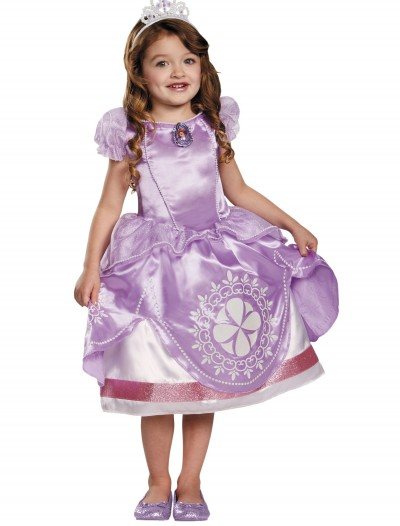 Toddler Sofia the First Motion Activated Light Up Costume, halloween costume (Toddler Sofia the First Motion Activated Light Up Costume)
