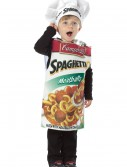 Toddler Spaghettios Costume, halloween costume (Toddler Spaghettios Costume)