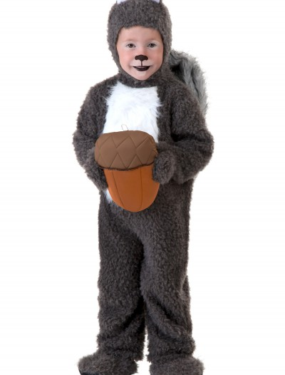 Toddler Squirrel Costume, halloween costume (Toddler Squirrel Costume)
