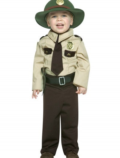 Toddler State Trooper Costume, halloween costume (Toddler State Trooper Costume)